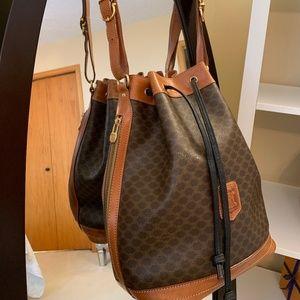 Celine Vintage Bucket Bag